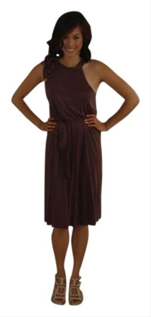 Preload https://item2.tradesy.com/images/bcbgmaxazria-mauve-collection-knee-length-cocktail-dress-size-2-xs-278771-0-1.jpg?width=400&height=650