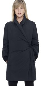 James Perse Down Filled Wrap Wya2874 Coat