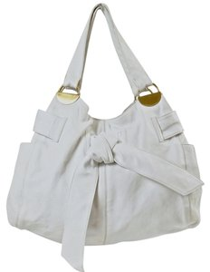 Kooba Satchel in White