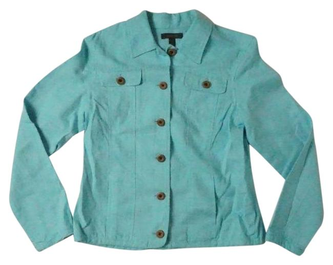 Item - Teal Blouse Size 0 (XS)