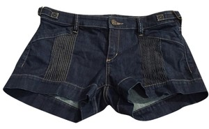 BCBGMAXAZRIA Shorts Dark Denim