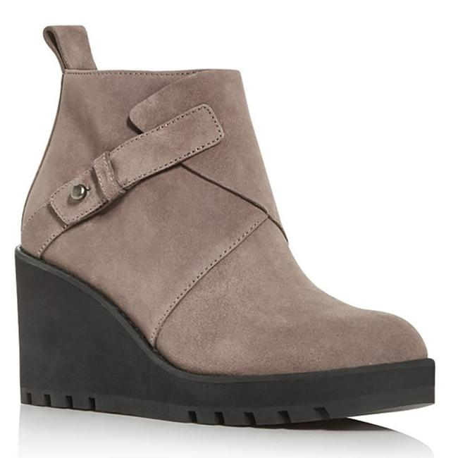 Eileen Fisher Brown Mongoose Sport Suede Boot Wedges Size US 8 Regular (M, B) Eileen Fisher Brown Mongoose Sport Suede Boot Wedges Size US 8 Regular (M, B) Image 1