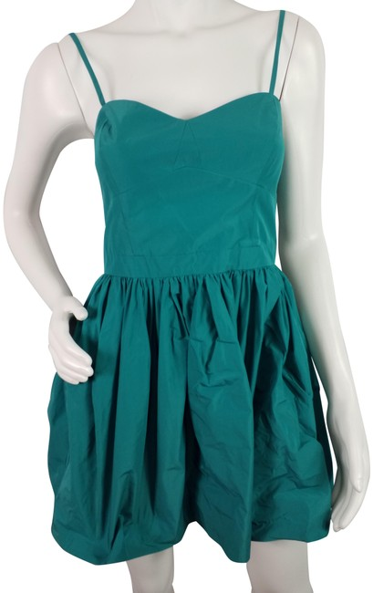 Item - Teal Green London Mini Short Cocktail Dress Size 00 (XXS)