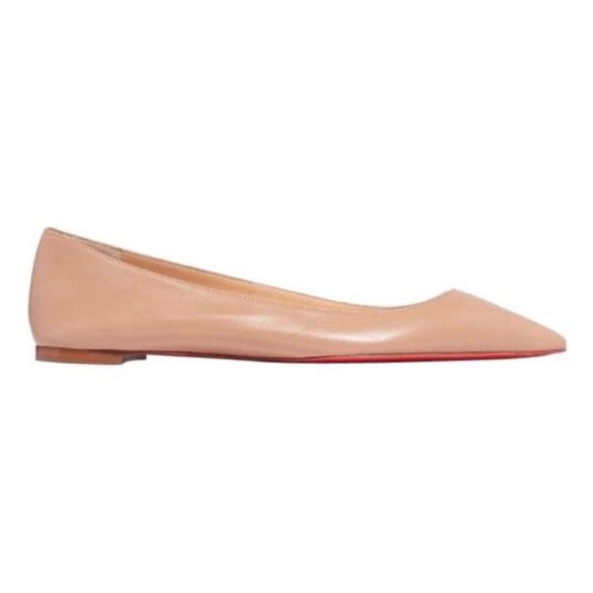 Item - Ballalla Leather Ballet Flats Size EU 34 (Approx. US 4) Regular (M, B)