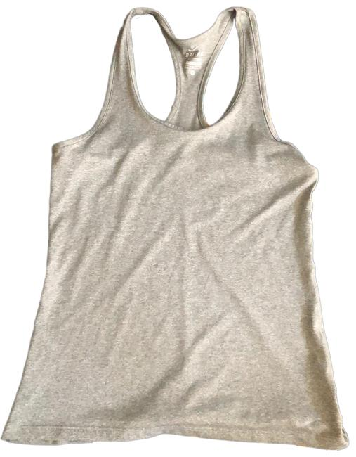 Item - Gray Dri-fit Activewear Top Size 8 (M)