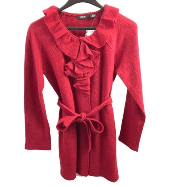 Item - Red Activewear Outerwear Size 8 (M)