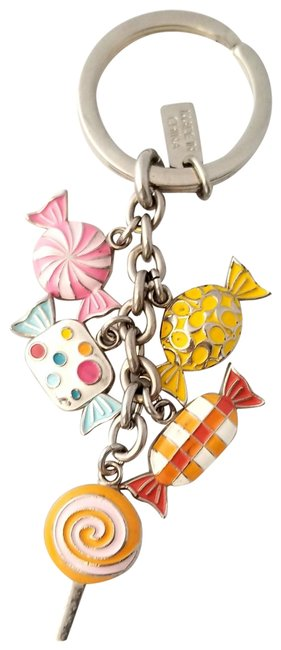 Item - Multicolor Candy Key Chain Charm