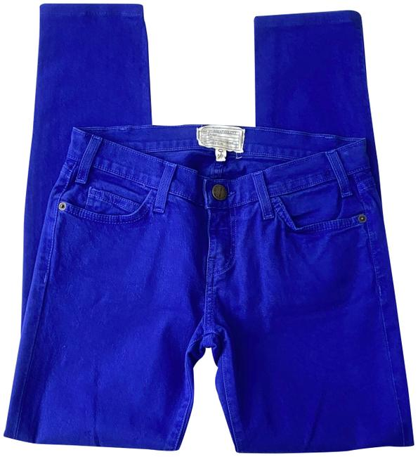 Item - Royal Blue Current/Elliot The Ankle Skinny Jeans Size 26 (2, XS)