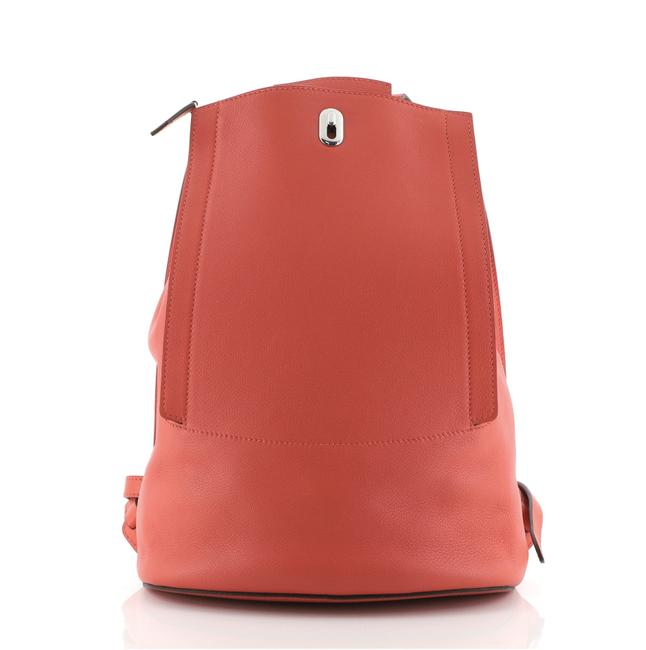 Item - GR24 Evercolor Red Leather Backpack