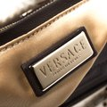 Versace Military Snap Out Of Green Leather Satchel Versace Military Snap Out Of Green Leather Satchel Image 10