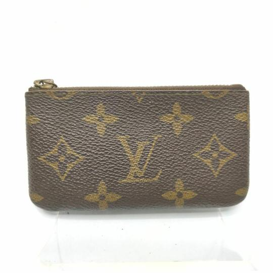Preload https://img-static.tradesy.com/item/27885997/louis-vuitton-brown-key-pouch-pochette-monogram-coin-purse-cles-keychain-860413-0-0-540-540.jpg