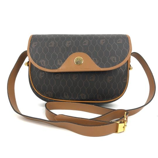 Preload https://img-static.tradesy.com/item/27886355/dior-crossbody-w-womens-logo-brown-canvas-shoulder-bag-0-0-540-540.jpg