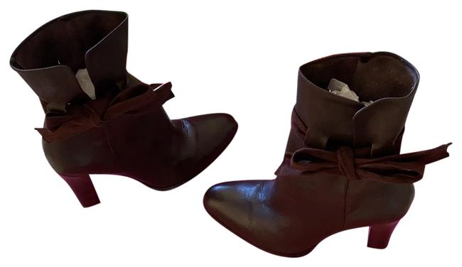 Charles by Charles David Chocolate Brown Tidy Boots/Booties Size US 7.5 Regular (M, B) Charles by Charles David Chocolate Brown Tidy Boots/Booties Size US 7.5 Regular (M, B) Image 1