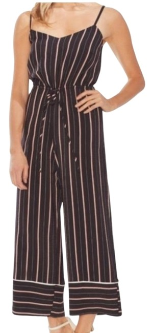 Item - Black Red Stripe Romper/Jumpsuit