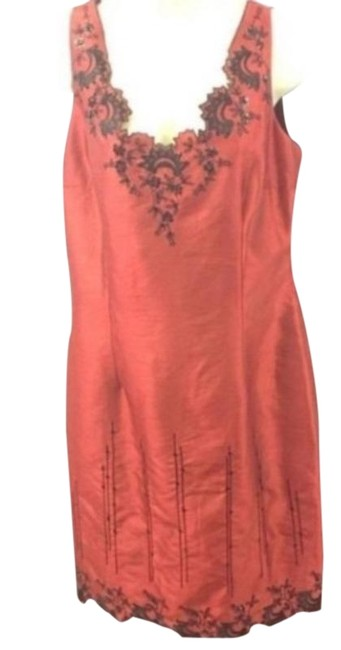 Item - Red Cocktail Dress Size 10 (M)