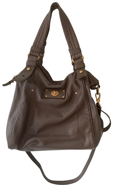 Item - Great All-purpose Taupe Leather Tote