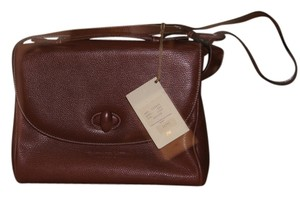 Gianfranco Lotti Satchel in Brown