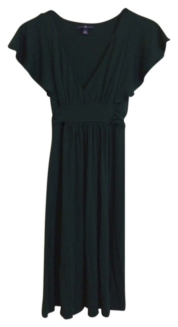 Preload https://item1.tradesy.com/images/gap-forest-green-above-knee-casual-maxi-dress-size-4-s-2789035-0-0.jpg?width=400&height=650