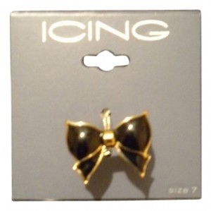 Icing Bow Ring