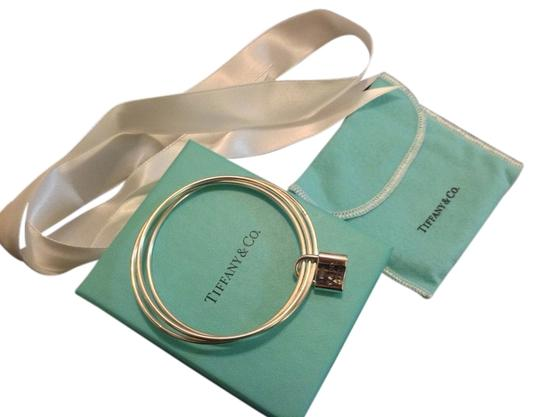Tiffany & Co. Tiffany and co lock bracelet