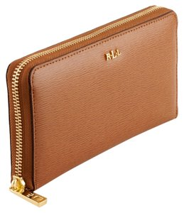 Ralph Lauren LAUREN RALPH LAUREN TATE ZIP AROUND WALLET