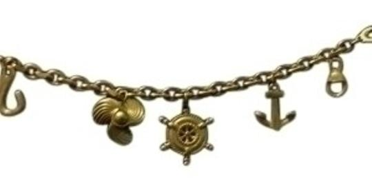 Preload https://item4.tradesy.com/images/dior-gold-plated-shiny-and-brushed-vintage-nautical-charm-bracelet-27893-0-0.jpg?width=440&height=440