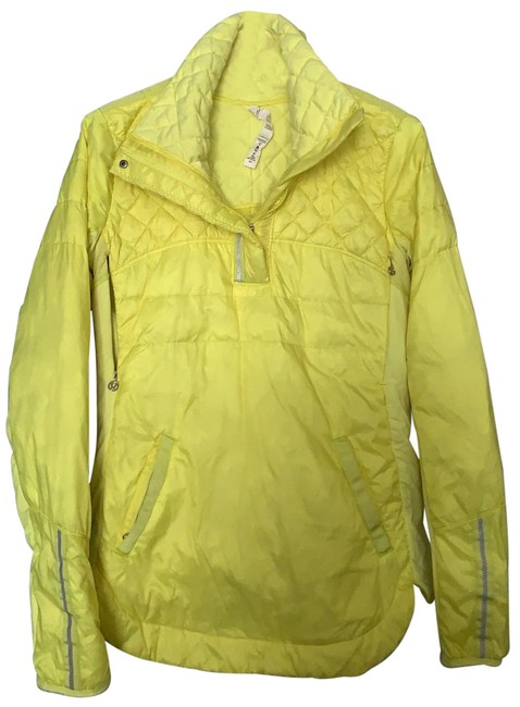 Item - Yellow Down For A Run Activewear Size 8 (M)