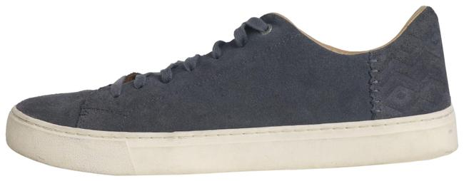 Item - Gray Lace Up Sneakers Flats Size US 12 Regular (M, B)