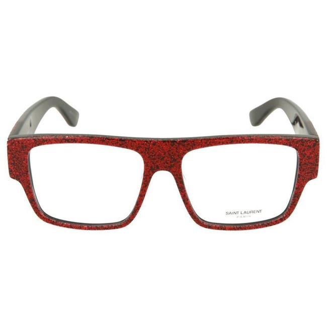 Saint Laurent Red Slm6 004 Sunglasses Saint Laurent Red Slm6 004 Sunglasses Image 1