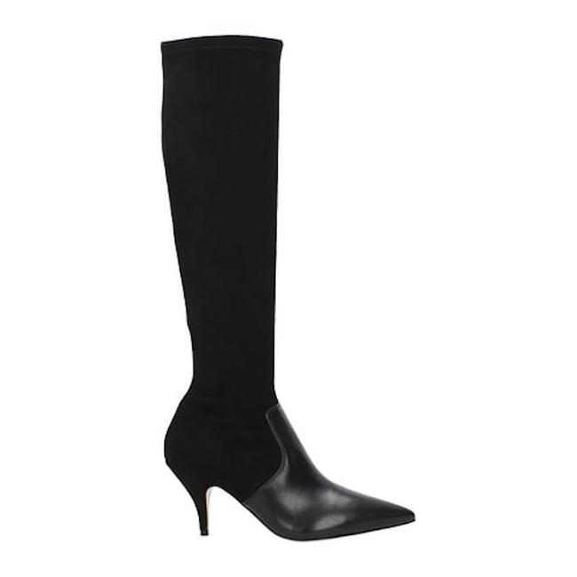 Tory Burch Perfect Black Georgina 80mm Boots/Booties Size US 8.5 Regular (M, B) Tory Burch Perfect Black Georgina 80mm Boots/Booties Size US 8.5 Regular (M, B) Image 1