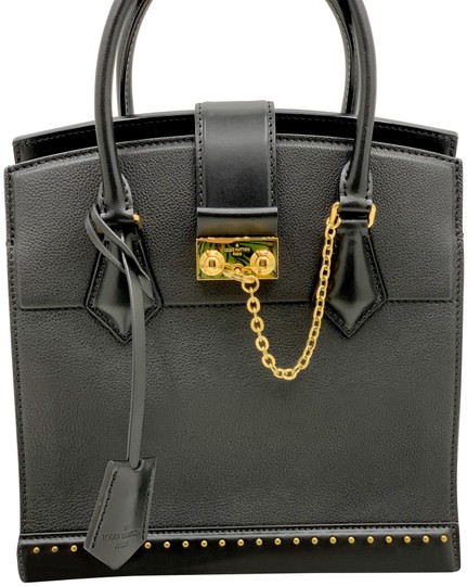 Preload https://img-static.tradesy.com/item/27896566/louis-vuitton-cour-marly-noir-black-taurillon-leather-tote-0-1-540-540.jpg