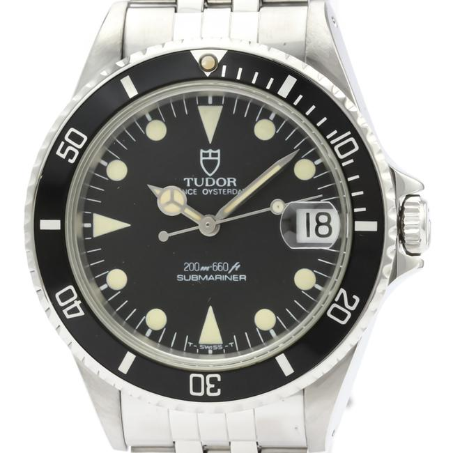 Tudor Rolex Prince Oyster Date Submariner Steel 75090 Watch Tudor Rolex Prince Oyster Date Submariner Steel 75090 Watch Image 1