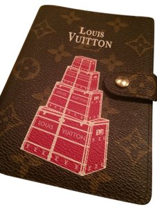 Louis Vuitton Louis Vuitton Limited Edition Trunks Agenda