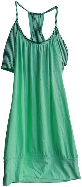 Preload https://img-static.tradesy.com/item/27896769/lululemon-green-with-stripes-athletic-activewear-top-size-4-s-0-1-650-650.jpg