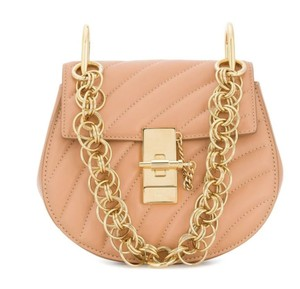 Chloé Chain Quilted Shoulder Cross Body Bag