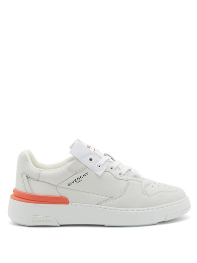 Preload https://img-static.tradesy.com/item/27896893/givenchy-white-mf-wing-grained-leather-trainers-sneakers-size-eu-35-approx-us-5-regular-m-b-0-0-540-540.jpg