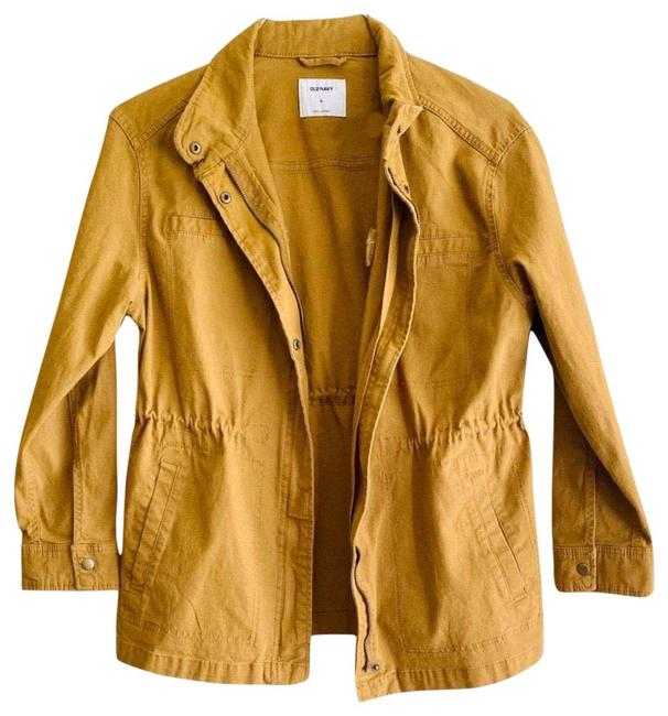 Preload https://img-static.tradesy.com/item/27896926/old-navy-brown-utility-jacket-size-10-m-0-2-650-650.jpg