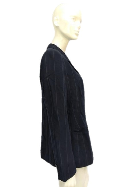 Preload https://img-static.tradesy.com/item/27897108/giorgio-armani-navy-with-white-pin-striped-blue-double-breasted-blazer-pants-size-6-s-28-0-0-650-650.jpg
