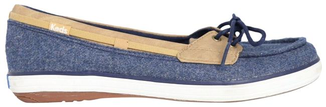 Keds Blue Wf57283 Flats Size US 7 Regular (M, B) Keds Blue Wf57283 Flats Size US 7 Regular (M, B) Image 1