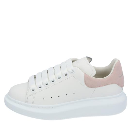 Preload https://img-static.tradesy.com/item/27897187/alexander-mcqueen-white-larry-low-top-pink-553770whgp79182-sneakers-size-eu-36-approx-us-6-regular-m-0-1-540-540.jpg