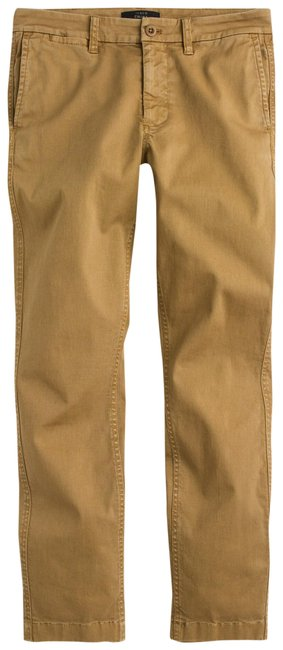 Item - Brown High-rise Slim Boy Pants Size 0 (XS, 25)