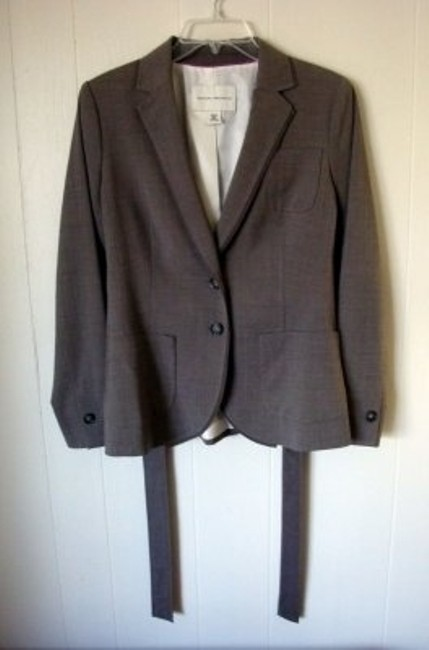 Banana Republic brown/tan Blazer