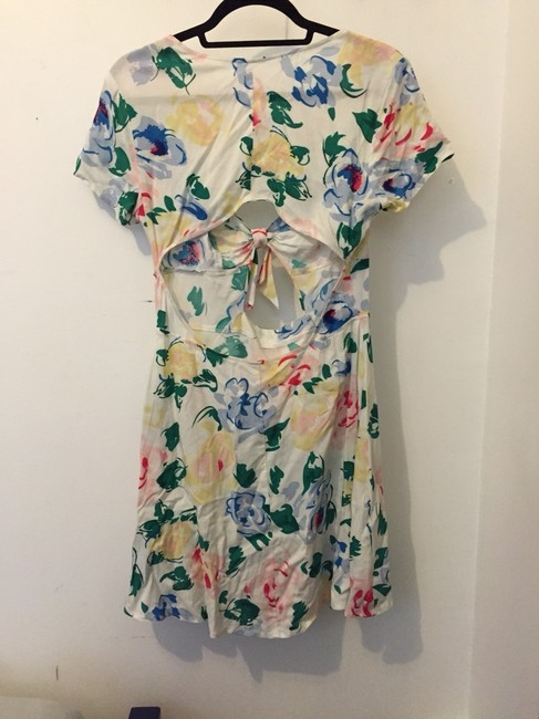 Urban Outfitters short dress Floral Reformation on Tradesy