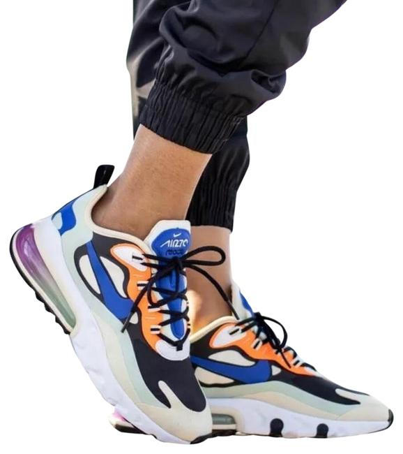 Item - Beige Women's Air Max 270 React Fossil Technology Delivers An Extremely Smooth Ride Reduces Weight and Adds Sneakers Size US 7 Narrow (Aa, N)