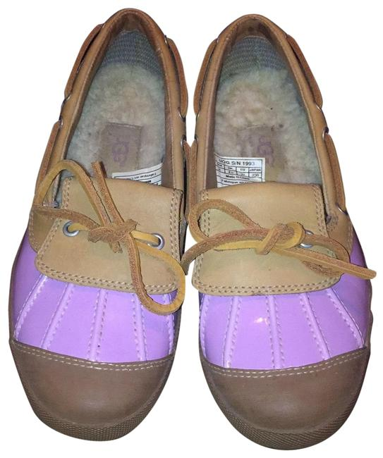 Item - Orchid 1993 Ashdale with Duck Loafer Flats Size US 6 Regular (M, B)