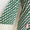 J.Crew Pink and Green Tasseled Tunic Cover-up/Sarong Size 00 (XXS) J.Crew Pink and Green Tasseled Tunic Cover-up/Sarong Size 00 (XXS) Image 6
