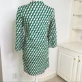 J.Crew Pink and Green Tasseled Tunic Cover-up/Sarong Size 00 (XXS) J.Crew Pink and Green Tasseled Tunic Cover-up/Sarong Size 00 (XXS) Image 8