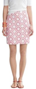 Banana Republic Milly Mini Skirt Pink