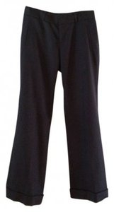 Banana Republic Trouser Pants gray/blue