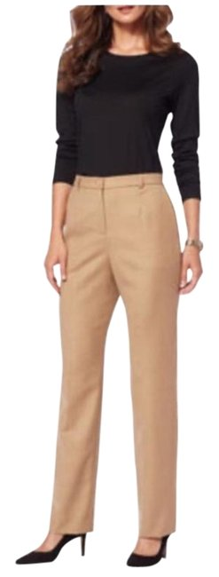 Item - Cream Tan Wool Pants Size 20 (Plus 1x)